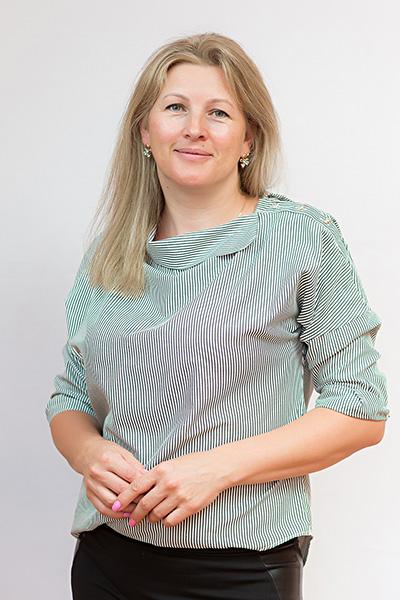 Максимова Наталья Алексеевна
